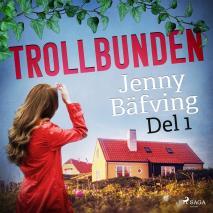 Cover for Trollbunden del 1
