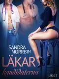 Cover for Läkarkandidaterna - erotisk novell