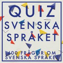 Cover for QUIZ : Svenska Språket