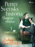 Cover for Petter Svensks historia: Bonjour-striden