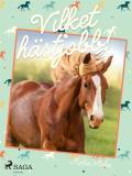 Cover for Vilket hästjobb!