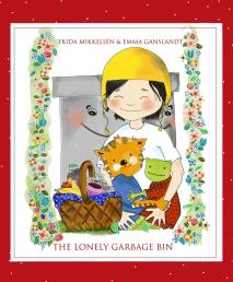 Cover for The Lonely garbage bin