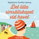 Cover for Det lilla simsällskapet vid havet