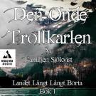 Cover for Den onde trollkarlen