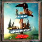 Cover for Kråkans otroliga liftarsemester
