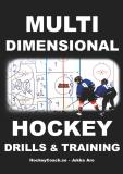 Cover for Multidimensional Hockey Drills and Training