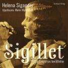 Cover for Sigillet : Helga Gregorius berättelse