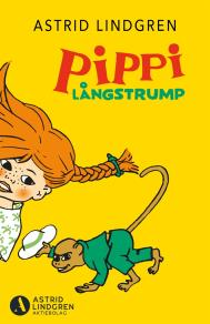 Cover for Pippi Långstrump