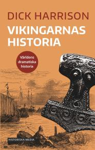 Cover for Vikingarnas historia