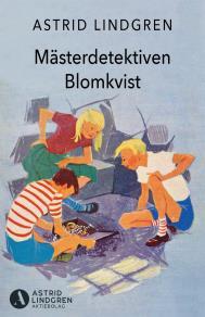 Cover for Mästerdetektiven Blomkvist