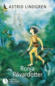 Cover for Ronja Rövardotter