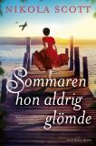 Cover for Sommaren hon aldrig glömde