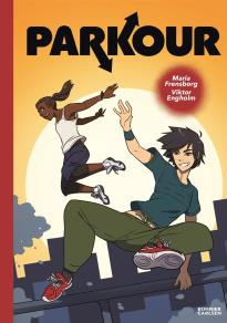 Cover for Parkour : -