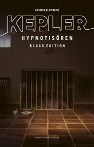 Cover for Hypnotisören - Black edition