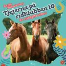 Cover for Tjejerna på ridklubben 10 - En riskfylld ridtur