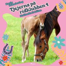 Cover for Tjejerna på ridklubben 4 - Stallvakt at Lilian