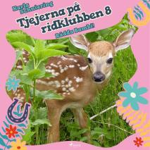 Cover for Tjejerna på ridklubben 8 - Rädda Bambi!