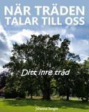 Cover for När träden talar till oss- Ditt inre träd