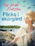 Cover for Flicka i skärgård