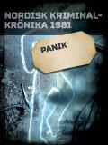 Cover for Panik