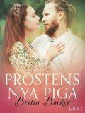 Cover for Prostens nya piga - erotisk novell