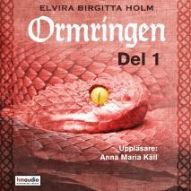 Cover for Ormringen, del 1