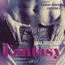Cover for Fantasy - A Woman's Intimate Confessions 4