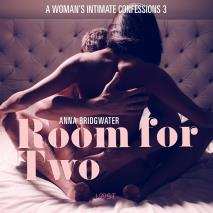 Cover for Room for Two - A Woman's Intimate Confessions 3