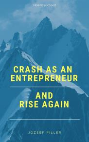 Cover for Crash as an Entrepreneur and Rise Again