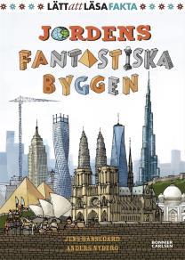 Cover for Jordens fantastiska byggen : -