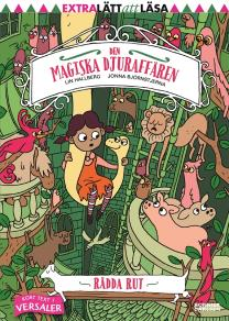 Cover for Rädda Rut