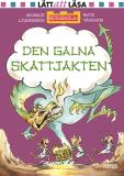 Cover for Den galna skattjakten