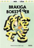 Cover for Bråkiga bokstäver
