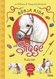 Cover for Börja rida med Sigge: Rida lätt