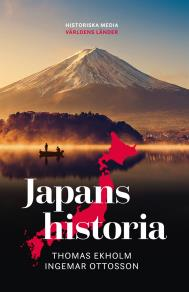 Cover for Japans historia