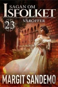 Cover for Våroffer: Sagan om Isfolket 23