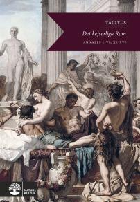 Cover for Det kejserliga Rom : Annaler I-VI, XI-XVI