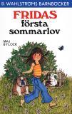 Cover for Fridas första sommarlov