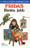 Cover for Fridas första jobb