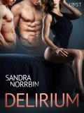 Cover for Delirium - erotisk novell