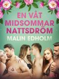 Cover for En våt midsommarnattsdröm - erotisk novell