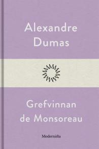 Cover for Grefvinnan de Monsoreau