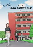 Cover for Touch, Tankar & Tabu
