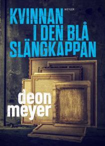 Cover for Kvinnan i den blå slängkappan
