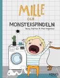 Cover for Mille och monsterspindeln
