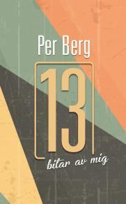 Cover for 13 bitar av mig