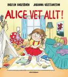 Cover for Alice vet allt