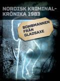 Cover for Bombmannen från Gladsaxe