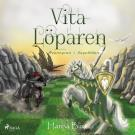 Cover for Vita löparen