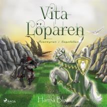 Cover for Vita löparen